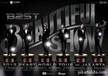 Beast World Tour 2012