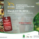 International Furniture Craft & Fair Indonesia 2012 (IFFINA 2012)