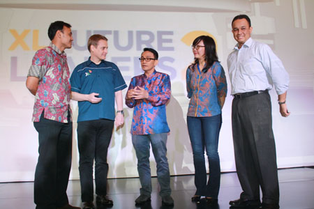 XL Gelar XL Future Leaders 2