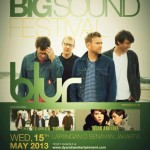 Big Sound Festival 2013: Blur, Tegan and Sarah, dan The Temper Trap