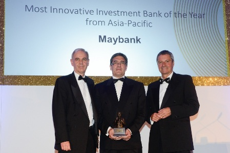 Maybank Kim Eng Raih Investment Bank Terinovatif Asia-Pasifik 2014