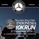 Mercedes-Benz Club Indonesia Gelar 10K Run