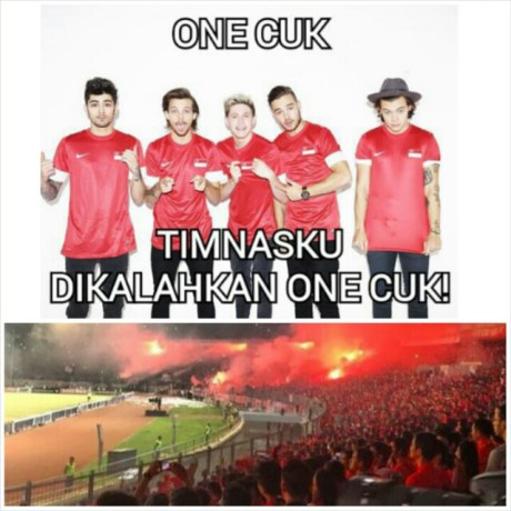 #OneDirectionJancuk