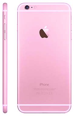 iPhone 6 S Pink