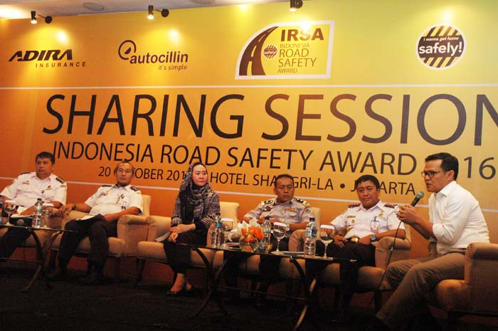 Adira Insurance Bakal Menggelar Indonesia Road Safety Award 2016