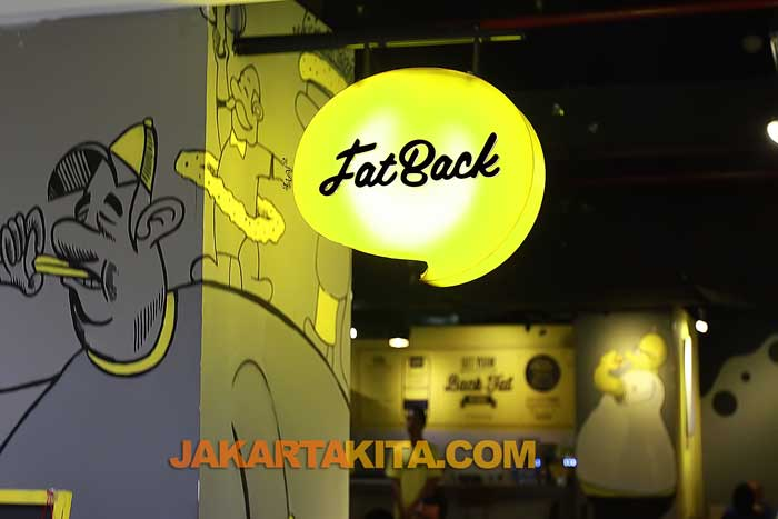 Fat Back, Resto Favorit Kaum Urban Buat Nyantai