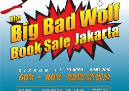 Big Bad Wolf Book Sale 2016 ICE BSD City