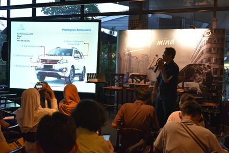 Garda Oto Holiday Freestival Bersama Blogger 2