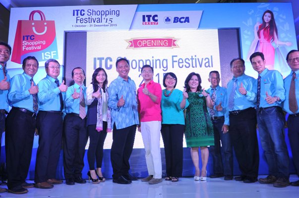 ITC Shopping Festival 2015