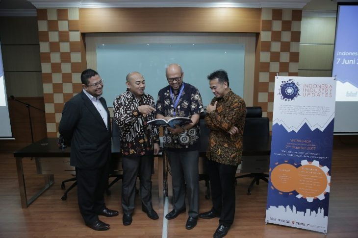 Pelaku Industri Gelar Workshop Indonesia Industry Updates 2nd Quarter 2017
