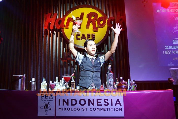 Grand Final 2016-2017 Indonesian Mixologist Competition Tampilkan 'Best of The Best Bartender' se-Indonesia