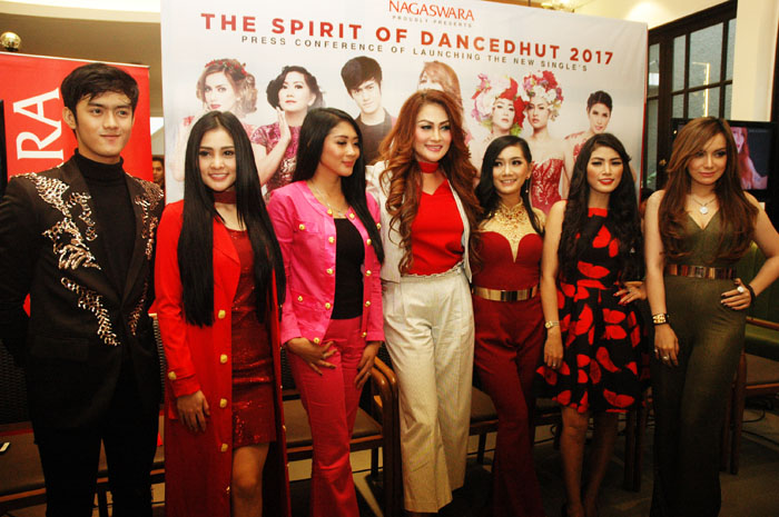 Nagaswara Luncurkan The Spirit Of Dancedhut 2017