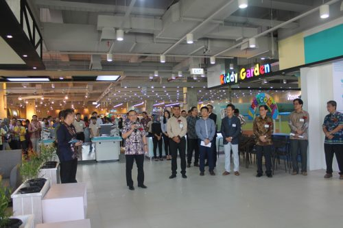 GS Supermarket opening