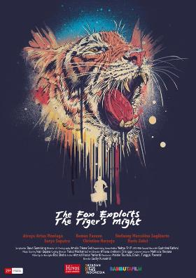 Poster Film-The Fox Exploits The Tigers Might