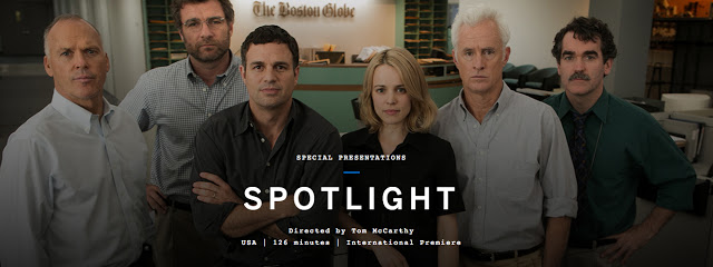 And The Oscar Goes To… Spotlight!