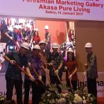 Sinar Mas Land Gelar Peresmian Topping Off Proyek Akasa Pure Living di BSD City