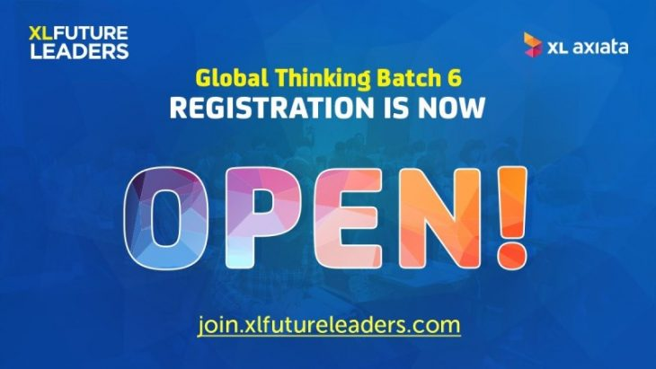 XL Kembali Hadirkan Program XL Future Leaders Global Thinking di Tahun Ini