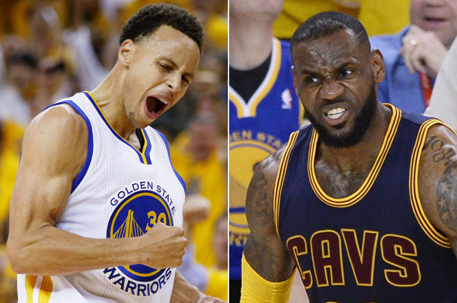 Golden State Warriors Hadapi Cleveland Cavaliers di Final NBA 2016
