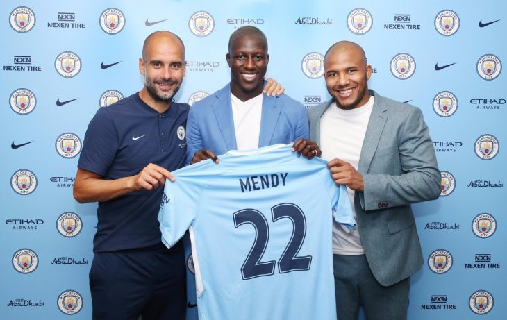 City Gaet Mendy dari Monaco