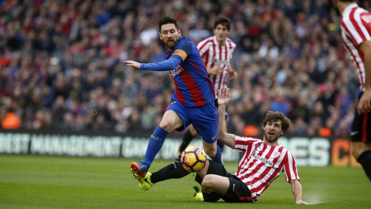 Barcelona Libas Athletic 3-0
