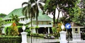 rumah dinas gubernur DKI Jakarta