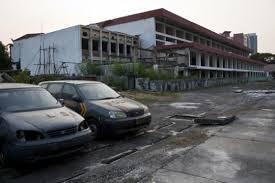 Bangunan Ex Bandara Kemayoran