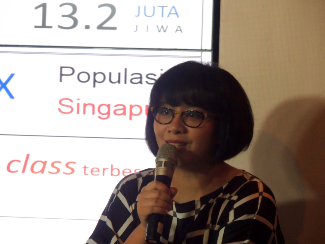 Vira Widyasari, Head of Costumer Value HSBC