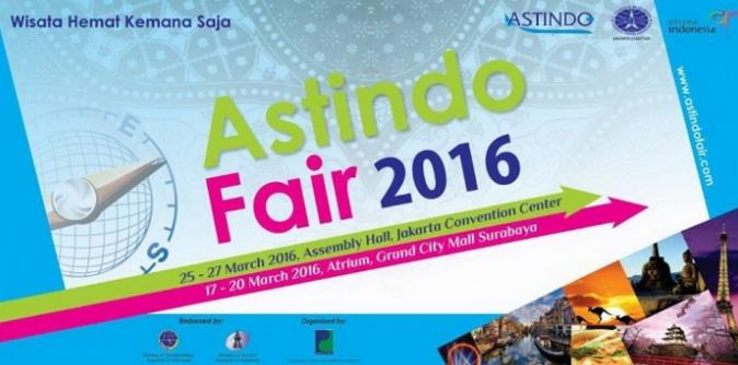 Event Astindo Fair 2016