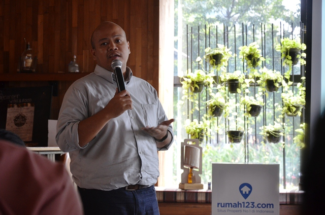 Ignatius Untung Country Manager rumah123