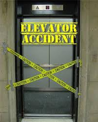 Kecelakaan Lift