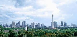 Kota Jakarta Cerah