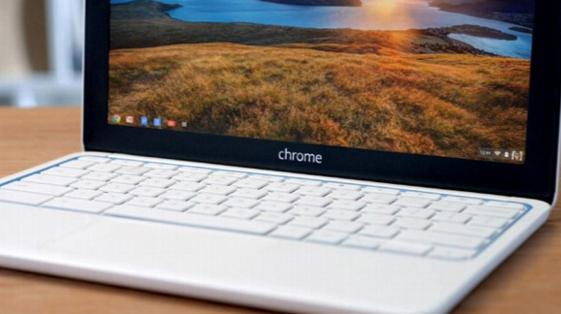 Laptop Chrome Book dari Google