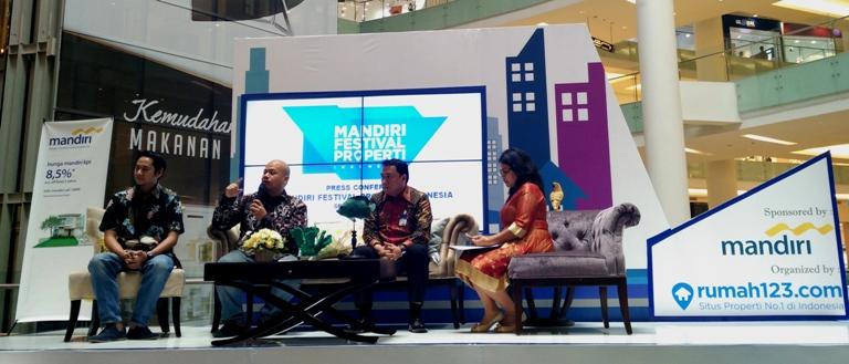 Mandiri Festival Properti Indonesia