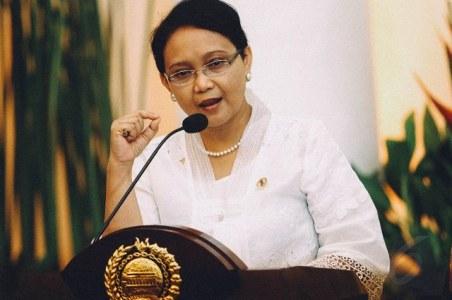 Menteri Luar Negeri, Retno LP Marsudi