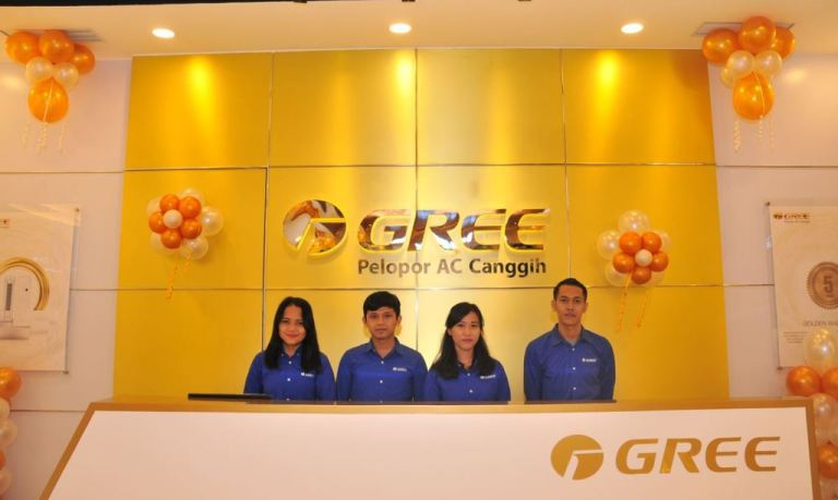 PT Gree Electric Appliances Indonesia (Gree)