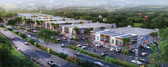 Palladium Business District-Sinar Mas Land Balikpapan