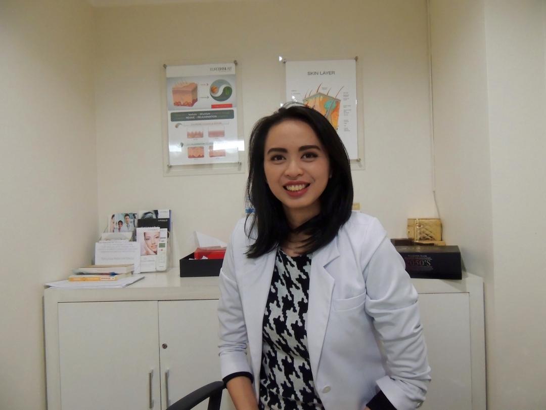 Skin Expert dr Renobulan Sanusi