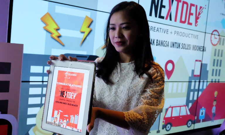 Telkomsel The NextDev2016