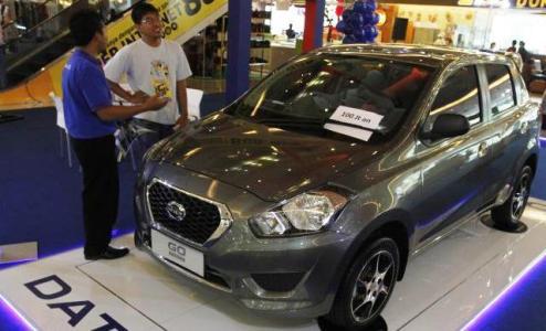 mobil lcgc – Datsun
