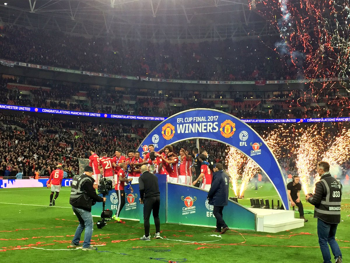 mu efl cup champions