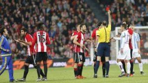 san jose red card