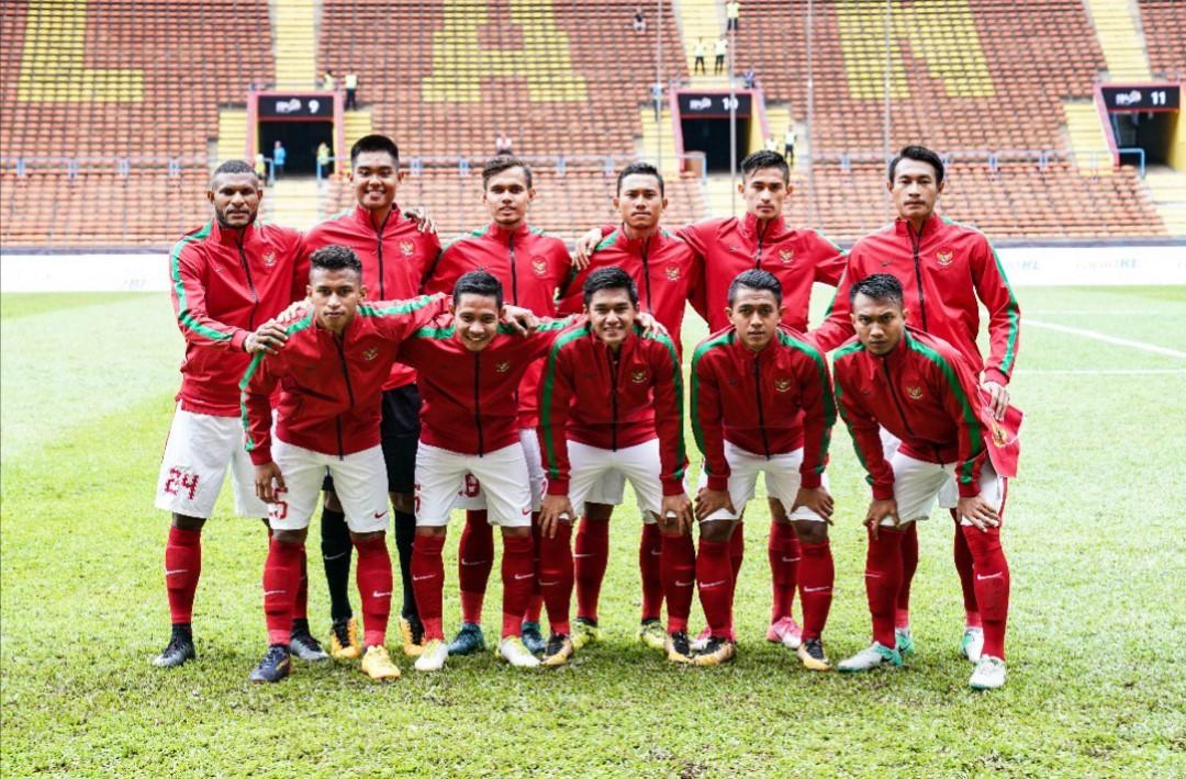 Timnas U 22: Timnas U-22 Kontra Thailand Berakhir Tanpa Pemenang