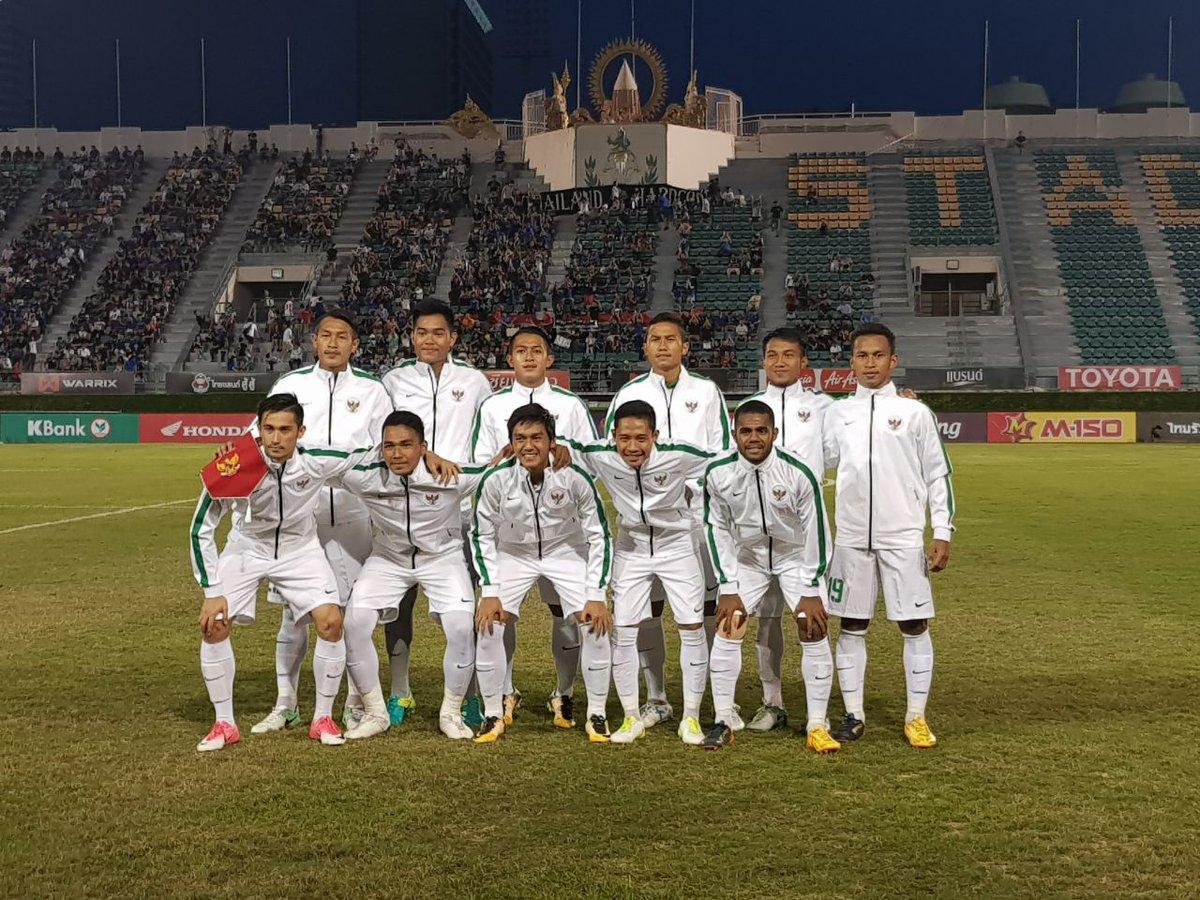 Timnas U 22: Timnas U-22 Gagal Lolos Ke Putaran Final Piala Asia U-23