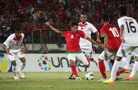 timnas u-23 Indonesia – Timor Leste